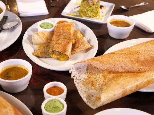 Watch: Rolling Paper-Thin Dosas at Santa Fe's Only South Indian Restaurant