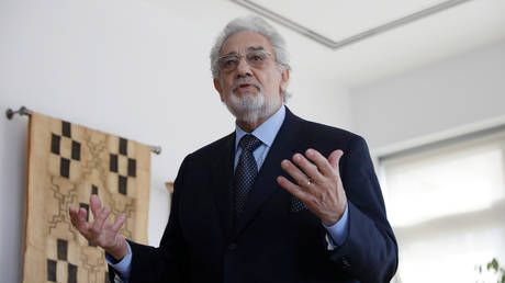 Legendary opera star Placido Domingo accepts 'full responsibility' for harassment allegations, after MeToo pressure mounts