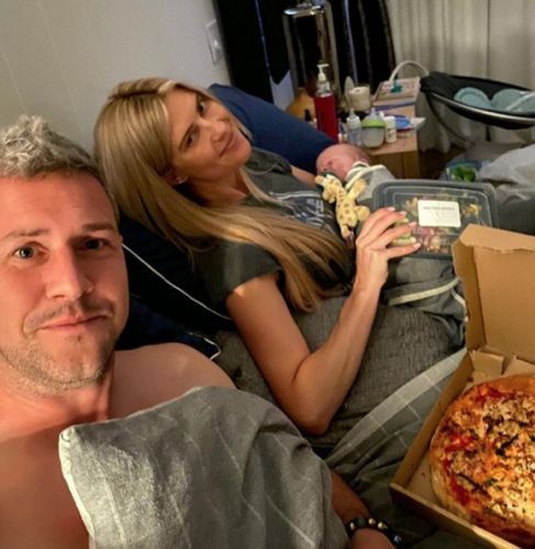 Ant Anstead 'Melts' Over Wife Christina and Baby Hudson in Adorable New Photo: 'Level Elite'