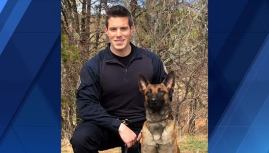 Wake to be held today fallen Massachusetts police officer