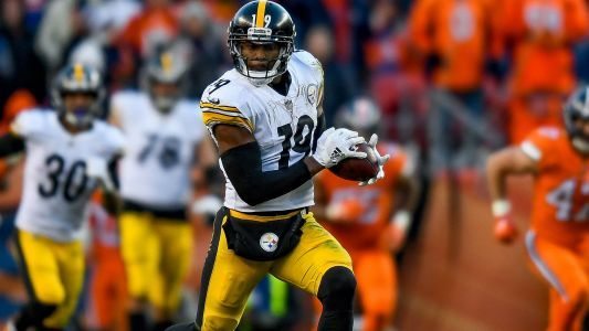Steelers receiver JuJu Smith-Schuster replaces Antonio Brown in Pro Bowl