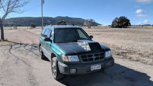 At $3,500, Will This Supercharged 1999 Subaru Forester Blow Your Mind?