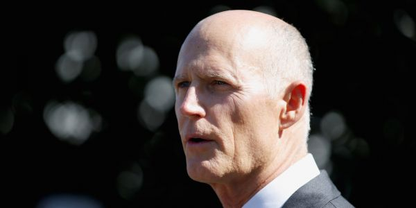 Florida's Republican governor just made a big break with the NRA