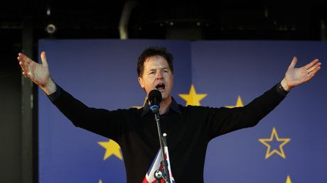 'Facebook really is finished' - tech giant hires Nick Clegg as head of global affairs