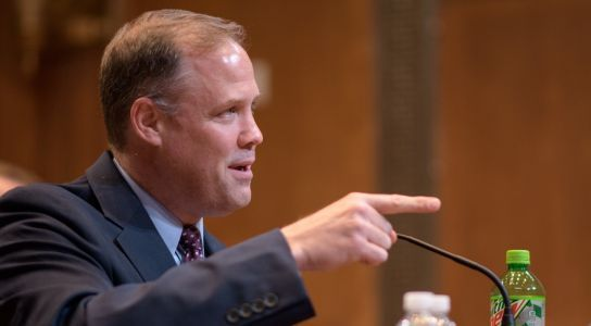 NASA Chief Says Debate Only Beginning Over Funding 2024 Return to the Moon