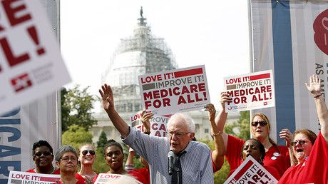 Bernie Sanders introduces 'Medicare for all' single-payer healthcare reform
