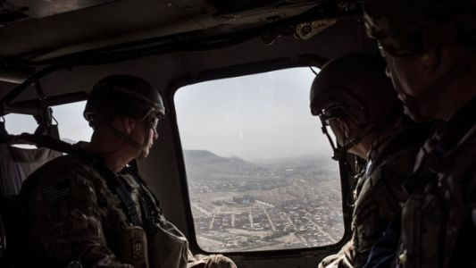 U.S. On Track To Drop Three Times More Bombs On Afghanistan This Year: Report
