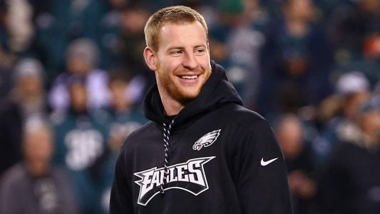 Carson Wentz injury update: Eagles QB cleared to resume 11-on-11 work, report says