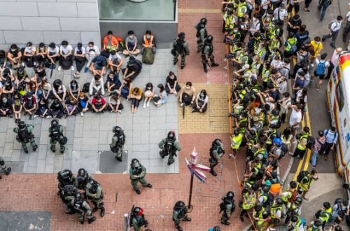 Hong Kong Is Caught in the Middle of the Great U.S.-China Power Struggle