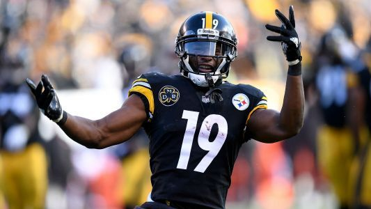 Steelers WR JuJu Smith-Schuster leaves Pro Bowl with knee injury