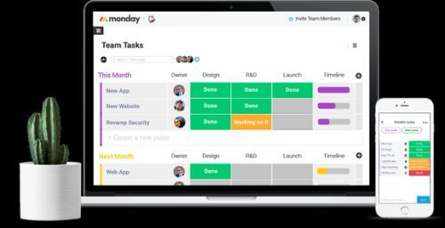"Monday.com raises $50 million to build the ""next generation"" team collaboration tools"
