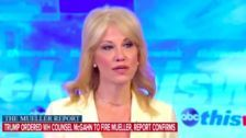 Kellyanne Conway Refuses To Say Whether Trump Tried To Fire Robert Mueller