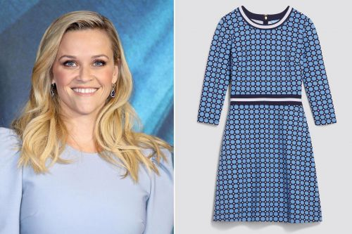 Reese Witherspoon's Draper James label giving free dresses to teachers
