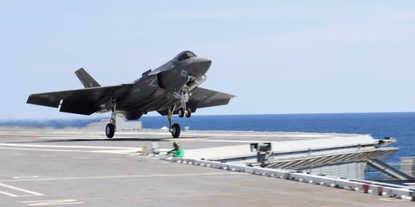 The inside story of 2 supersonic flights that changed how America operates the F-35
