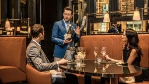 Four Seasons Hotel London at Ten Trinity Square awarded best medium sized wine list