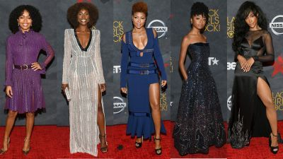 All of the Best Looks From the 2017 Black Girls Rock Red Carpet