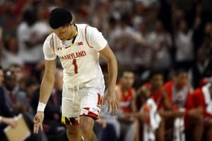 Cowan has 19 points, No. 24 Maryland beats Ohio State 72-62