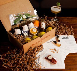 Giveaway: Win a 6-Month Subscription to Shaker & Spoon