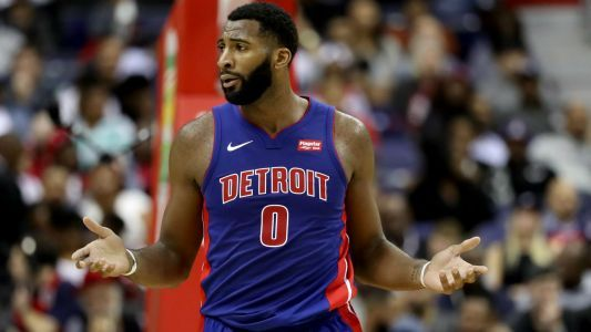 NBA wrap: Andre Drummond's monster night leads Pistons past Celtics