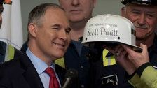 Former EPA Chief Scott Pruitt May Soon Have A New Gig. With The Coal Industry