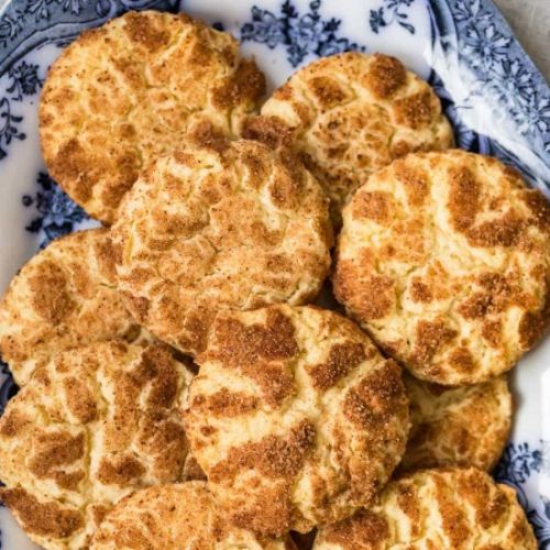 Best Snickerdoodle Recipe!