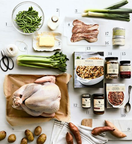 Here's Your 17-Ingredient Thanksgiving Action Plan