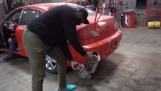 Ambitious Mechanics Try, Fail to Make Nissan VQ Engine Actually Sound Good For Once