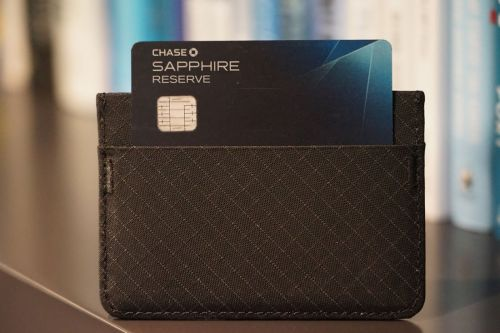 If you have the Chase Sapphire Reserve, you can now activate your benefits with Lyft -here's how