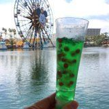 """This New Smoking Green Drink From Disney Is a Dream to Look at - but OMG, Those """"Cherry Pearls"""""""