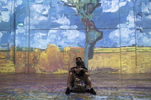 Inside NYC's dueling Van Gogh exhibits: Here's which one's the original