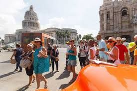 Cuba tourism sees 6.6 % drop in tourist arrivals,due to travel restrictions & hurricanes
