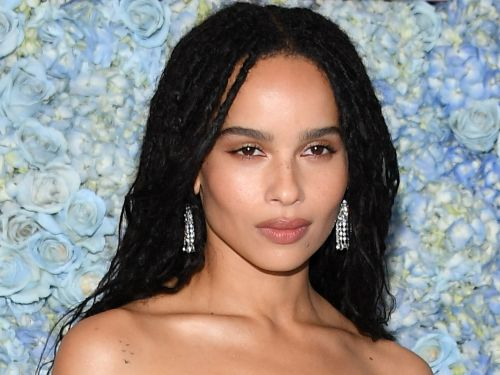 Zoe Kravitz's diet and exercise routine doesn't include a trainer but does include red wine and peanut butter