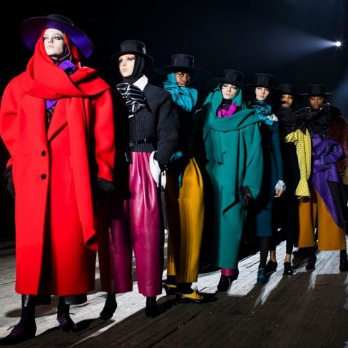 Marc appeal: Really really big coats and what else you couldn't miss