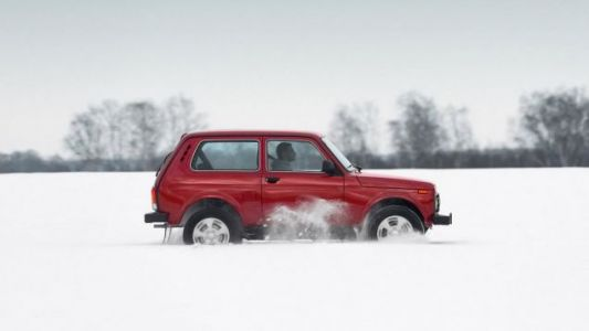 Lada Niva: Dead In Europe