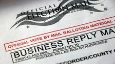 USPS Removes Mailboxes, Shuts Down Letter-Sorting Machines As Mail-In Voting Nears
