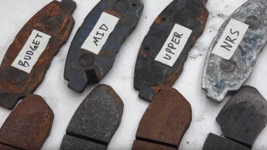 Here's The Difference Between Cheap And Expensive Brake Pads