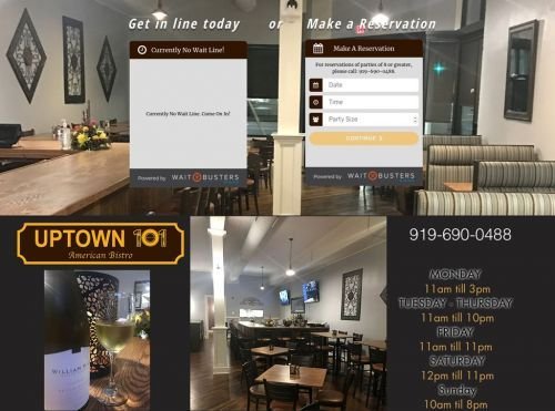 Waitbusters' Digital Diner Continues its Expansion into Popular Restaurant in Historic Oxford, NC