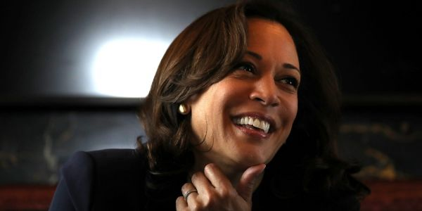 Tell us what Kamala Harris making history as vice president means to you - and the country