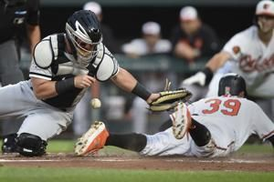 Wilkerson HR helps Orioles beat White Sox 4-3 for series win