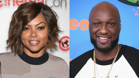 Lamar Odom Maybe, Possibly Once Proposed to Taraji P. Henson