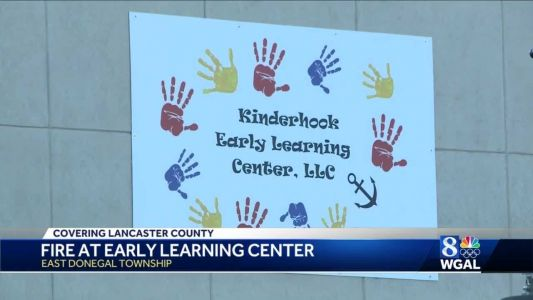 Fire at Kinderhook Early Learning Center