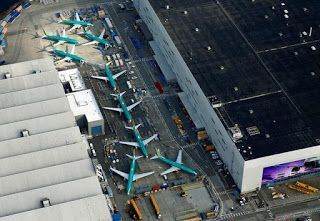 China airline association estimates losses from 737 MAX grounding at $579 million
