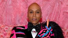 RuPaul Explains Why He Didn't Wear Drag At The Met Gala