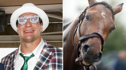 Horse named after Rob Gronkowski in jeopardy of missing Kentucky Derby