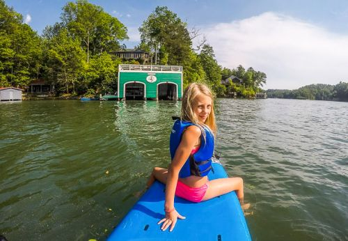 Slip Into Serenity With These Things To Do In Lake Lure, North Carolina