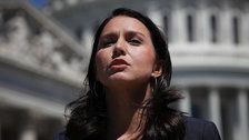 Rep. Tulsi Gabbard Brands Donald Trump As 'Saudi Arabia's Bitch'