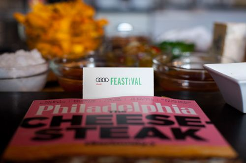 Last Call for Audi FEASTIVAL Tickets!
