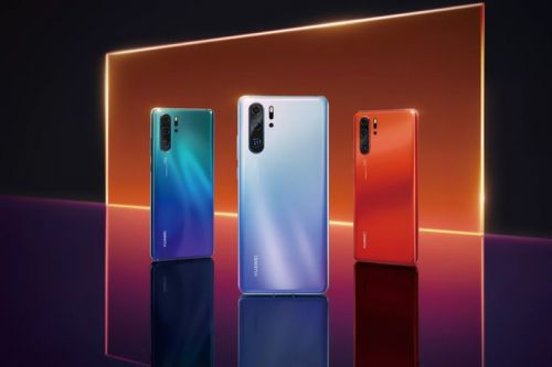 Huawei Officially Reveals P30 and P30 Pro With Leica-Quad Camera
