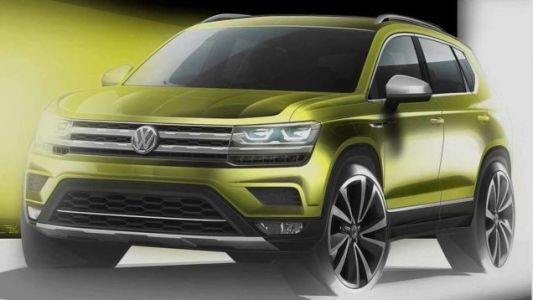 Volkswagen's New Chinese Crossover Is Heading For America Too