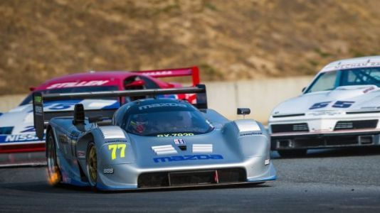 Watch As Tristan Nunez Tries To Defeat A Flame-Spitting Rotary-Powered Oversteer Death Machine